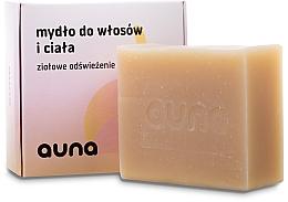 Düfte, Parfümerie und Kosmetik Erfrischende Haar- und Körperseife - Auna Hair And Body Soap
