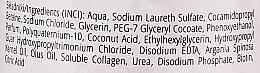 Stärkendes Shampoo für feines strapaziertes Haar - Delia Cameleo Collagen And Biotin Shampoo — Bild N2