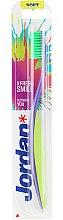 Düfte, Parfümerie und Kosmetik Zahnbürste weich Ultimate You violett-hellgrün - Jordan Ultimate You Soft