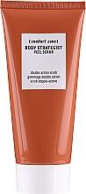 Düfte, Parfümerie und Kosmetik Körperpeeling mit Doppelwirkung für trockene und raue Haut - Comfort Zone Body Strategist Peel Scrub