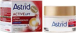 Düfte, Parfümerie und Kosmetik Verjüngende Nachtcreme mit Lifting-Effekt - Active Lift Lifting and Rejuvenating Night Cream