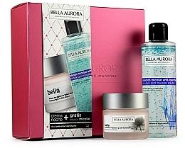 Düfte, Parfümerie und Kosmetik Gesichtspflegeset - Bella Aurora Damenkosmetik Set (Mizellenwasser 200ml + Gesichtscreme 50ml)