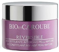 Düfte, Parfümerie und Kosmetik Intensiv regenerierende nährende und straffende Gesichtsbehandlung für reife Haut - Bio et Caroube Reversible Intensive Restorative Treatment For Mature Skin