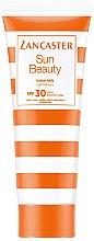 Düfte, Parfümerie und Kosmetik Sonnenschutzmilch für den Körper SPF 30 - Lancaster Sun Beauty Velvet Milk SPF30