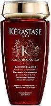 Düfte, Parfümerie und Kosmetik Mizellenshampoo für stumpfes und devitalisiertes Haar mit samoanischem Kokosnussöl und marokkanischen Arganölen - Kerastase Aura Botanica Bain Micellaire Shampoo