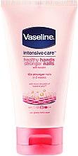 Düfte, Parfümerie und Kosmetik Intensiv pflegende Hand- und Nagelcreme mit Keratin - Vaseline Intensive Care Healthy Hands & Nails Keratin Cream