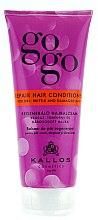 Düfte, Parfümerie und Kosmetik Haarspülung - Kallos Cosmetics Gogo Repair Hair Conditioner