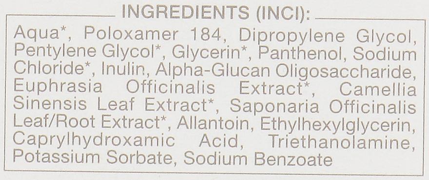 Hygienisches Augenfluid mit Kräuterextrakt - Floslek Eyebright Eyelid Hygiene Liquid — Bild N4