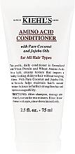 Düfte, Parfümerie und Kosmetik Feuchtigkeitsspendende Haarspülung mit Aminosäuren, Kokos- und Jojobaöl - Kiehl's Amino Acid Conditioner With Pure Coconut Oil