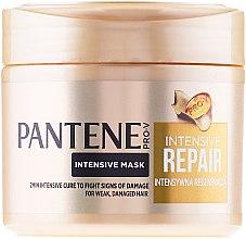 Düfte, Parfümerie und Kosmetik Intensiv regenerierende Haarmaske - Pantene Pro-V Intensive Repair Intensive Mask