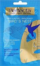 Düfte, Parfümerie und Kosmetik Gesichtsmaske - Perfecta Bird's Nest Face Mask