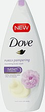 Pflegendes Creme-Duschgel mit süßer Creme & Pfingstrose - Dove — Bild N4