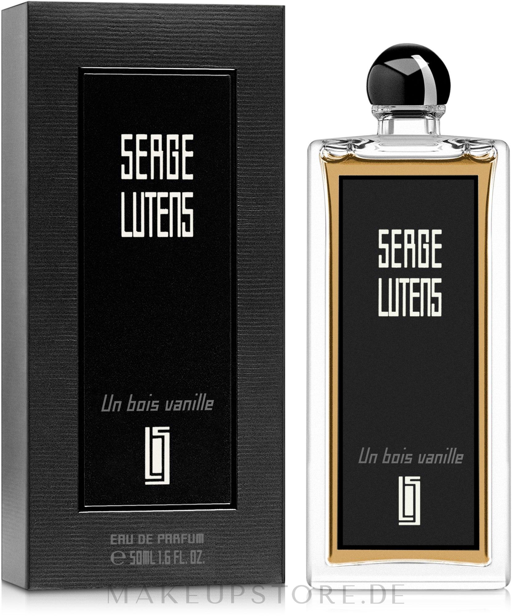 Serge Lutens Un Bois Vanille - Eau de Parfum — Bild 50 ml