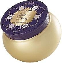 Düfte, Parfümerie und Kosmetik Nährende Hand- und Körpercreme Milch und Honig, Goldene Serie - Oriflame Milk Honey Gold Hand Body Cream