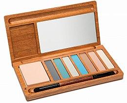 Düfte, Parfümerie und Kosmetik Lidschattenpalette - Alilla Cosmetics California Palette