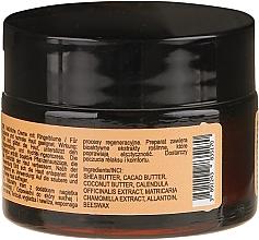 Natürliche Salbe für trockene und normale Haut mit Ringelblume - Hristina Cosmetics Ointment — Bild N2