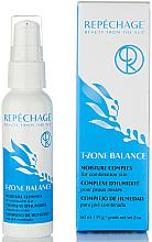 Düfte, Parfümerie und Kosmetik Gesichtscreme für Mischhaut mit grünem- und weißem Tee - Repechage T-Zone Balance Moisture Complex