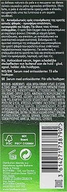 Antioxidatives und regenerierendes Serum-Konzentrat mit Algenextrakt - Biotherm Skin Oxygen Strengthening Concentrate — Bild N4