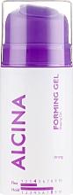 Düfte, Parfümerie und Kosmetik Haarstylinggel Starker Halt - Alcina Strong Forming Gel