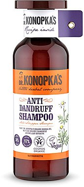 "Anti-Schuppen Shampoo ""Repair & Care"" - Dr. Konopka's Anti-Dandruff Shampoo — Bild N1"
