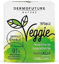 Düfte, Parfümerie und Kosmetik Gesichtscreme für trockene Haut mit Grünkohl - DermoFuture Veggie Kale & fennel Cream