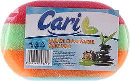 Düfte, Parfümerie und Kosmetik Badeschwamm Regenbogen 1 - Cari