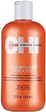 Düfte, Parfümerie und Kosmetik Beruhigende und schützende Haar- und Kopfhautcreme - CHI Deep Brilliance Soothe & Protect