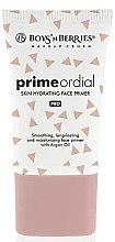 Düfte, Parfümerie und Kosmetik Feuchtigkeitsspendender Gesichtsprimer - Boys'n Berries Primeordial Skin Hydrating Face Primer