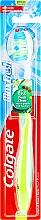 Düfte, Parfümerie und Kosmetik Zahnbürste mittel Max Fresh hellgrün-weiß - Colgate Max Fresh Medium