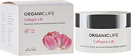 Vegane Anti-Falten Tagescreme - Organic Life Dermocosmetics Collagen Lift — Bild N1