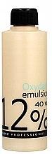 Wasserstoffperoxid mit cremiger Konsistenz 12% - Stapiz Professional Oxydant Emulsion 40 Vol — Bild N4