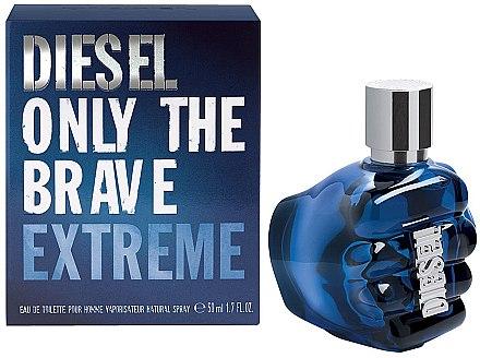 Diesel Only The Brave Extreme - Eau de Toilette — Bild N1