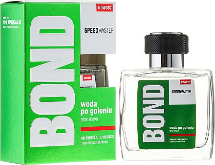 Beruhigende After Shave Lotion - Bond Speedmaster After Shave Lotion — Bild N1
