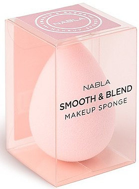 Make-up Schwamm - Nabla Smooth & Blend Makeup Sponge — Bild N1
