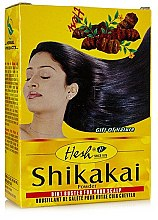 Düfte, Parfümerie und Kosmetik Shikakai-Puder für das Haar - Hesh Shikakai Powder