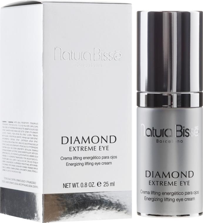 Lifting-Augencreme mit anregender Wirkung - Natura Bisse Diamond Extreme Eye — Bild N1