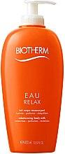 Düfte, Parfümerie und Kosmetik Schützende und feuchtigkeitsspendende Körperlotion - Biotherm Eau Relax Body Milk