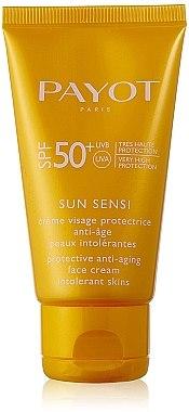 Anti-Aging Sonnenschutzcreme für das Gesicht SPF 50 - Payot Sun Sensi Protective Anti-aging Face Cream — Bild N1