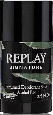 Replay Signature For Men Replay - Parfümierter Deostick — Bild N1