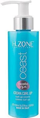 Haarcreme - H.Zone Coast Time Curl Up Cream — Bild N1