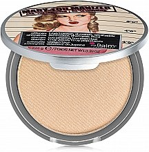 Düfte, Parfümerie und Kosmetik Highlighter, Schimmer & Lidschatten - theBalm Mary-Lou Manizer Highlighter & Shadow