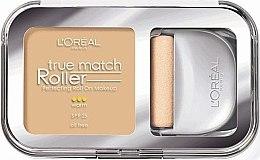 Düfte, Parfümerie und Kosmetik Gesichtspuder - L'Oreal Paris True Match Roller Perfecting Roll On Makeup SPF 25
