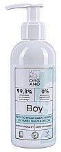 Düfte, Parfümerie und Kosmetik Flüssigkeit für Körper und Intimhygiene - Active Organic Boy