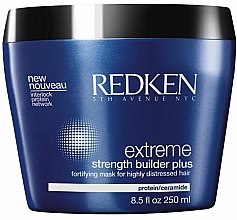 Düfte, Parfümerie und Kosmetik Haarmaske - Redken Extreme Strength Build Plus Mask