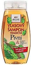 Düfte, Parfümerie und Kosmetik Shampoo mit Bierhefe - Bione Cosmetics Traditional Beer Hair Shampoo