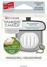 Düfte, Parfümerie und Kosmetik Duftstein für Autoduftanhänger - Yankee Candle Clean Cotton Charming Scents (Refill)