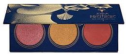 Düfte, Parfümerie und Kosmetik Highlighterpalette - Zoeva Premiere Blush Palette