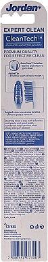 Zahnbürste weich Expert Clean rosa-weiß - Jordan Tandenborstel Expert Clean Soft — Bild N2