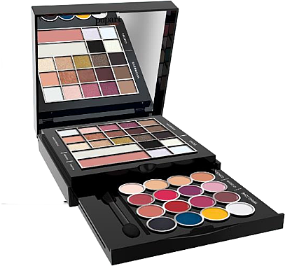 Make-up Set - Pupa Pupart S Plum-a-porter Shiny — Bild N1