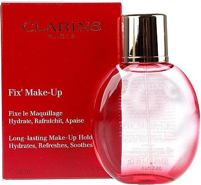 Make-up-Fixierer - Clarins Fix Make-Up Long Lasting Hold — Bild N3
